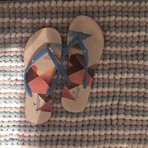 Women's 6 Flip Flops